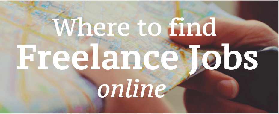 Find Freelance Jobs Online