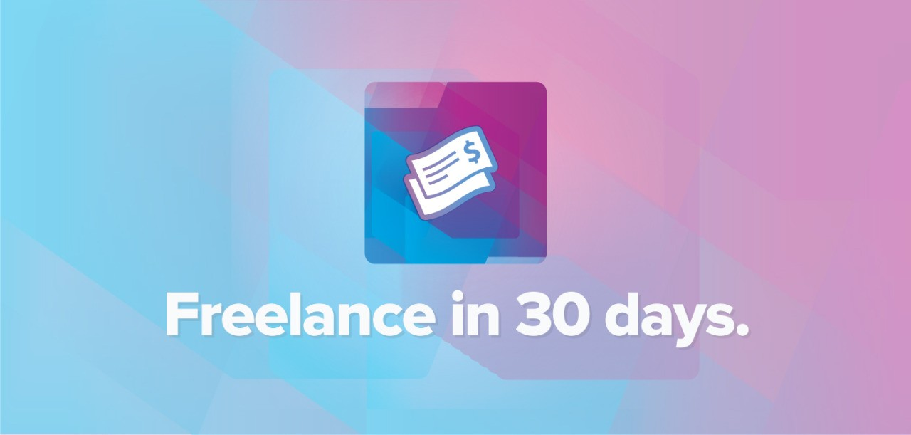 freelance in 30 days book
