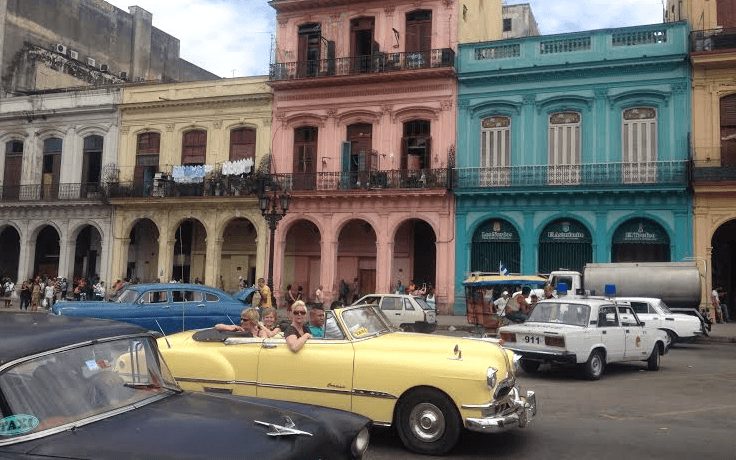Havana, Cuba in one week