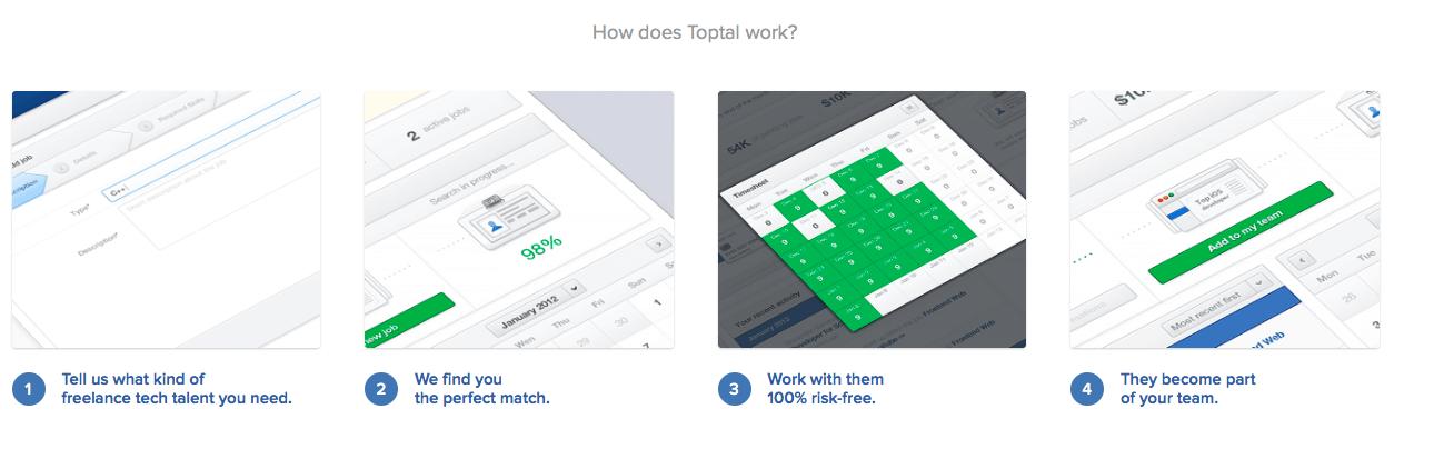 toptal best freelance web developers