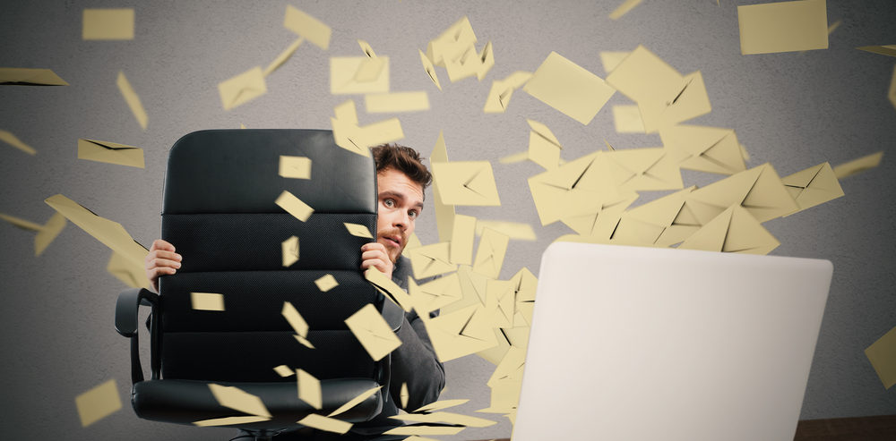 How to cope with email chaos