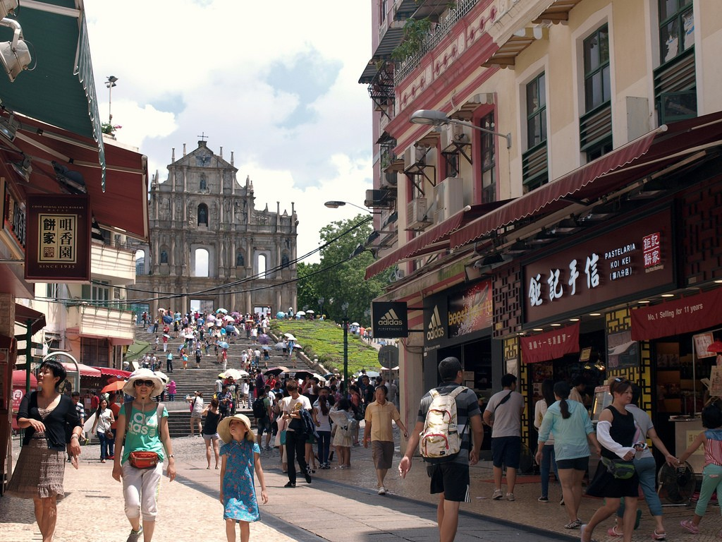 Macau City Guide