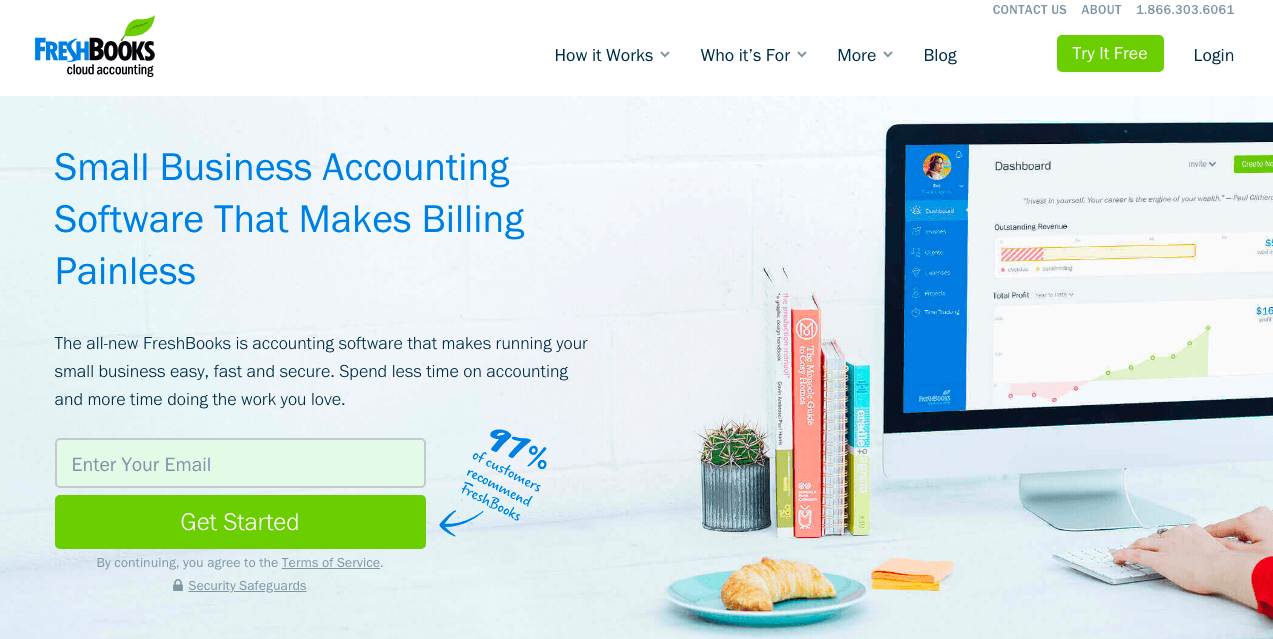 The best online accounting software for small business and