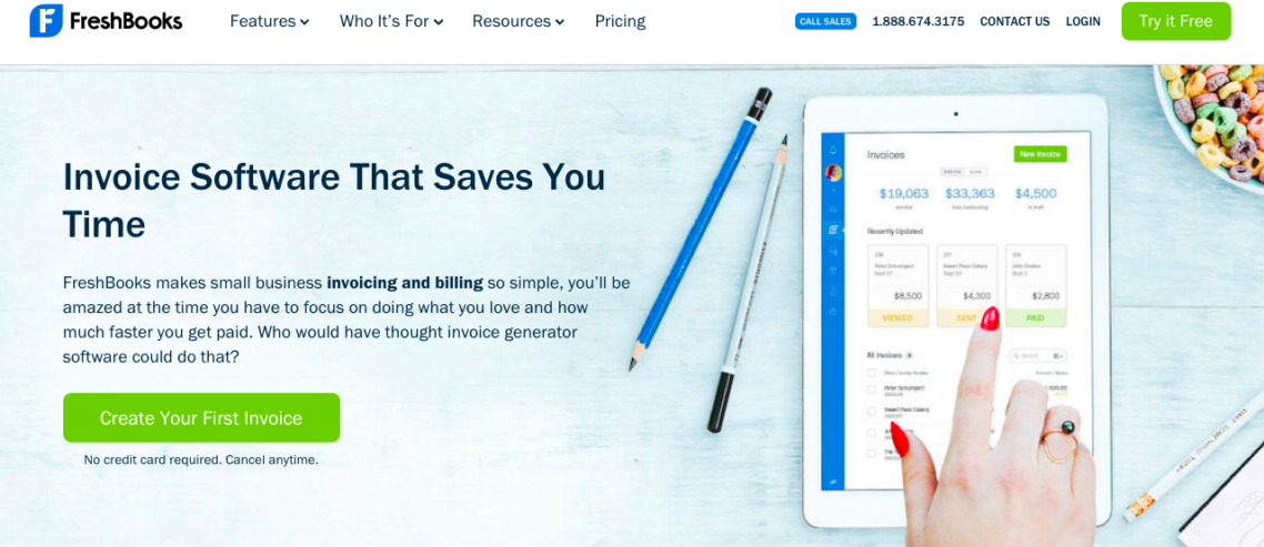 Freshbooks Review - Online Accounting Software for Freelancers